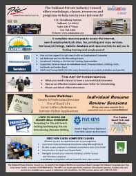 Resume Writing Powerpoint Oakland Pic