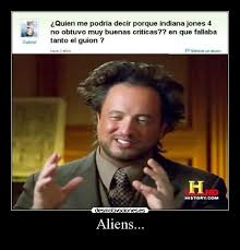 Giorgio Tsoukalos Memes - aliens desmotivaciones