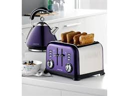 Morphy Richards Toaster Cream I Really Want This Because It U0027s Purple But It Is A Lot For A