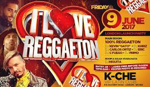 poster k che do you reggaeton we sure do k che vip club