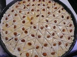 cuisiner facile et rapide recette de baklawas simple et rapide
