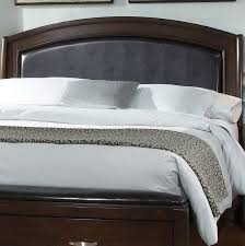 Leather Headboard King Leather Headboard Queen Bedroom Set Home Design Ideas