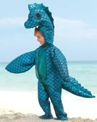 Seahorse Halloween Costume Loch Ness Monster Boys Costume Costume Ideas Loch