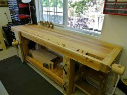 Woodworking Bench Plans Roubo by Michael U0027s Roubo Workbench The Wood Whisperer
