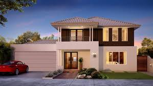 narrow lot homes simple 2 story house plans best of narrow lot homes two storey s