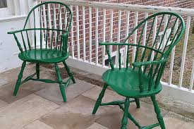 Windsor Armchairs A Brief History And Description Of The Windsor Chair