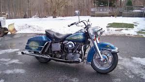 1969 flh harley davidson shovelhead motorcycles collectibles