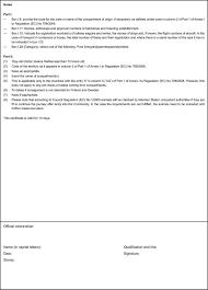 Customs Power Of Attorney Form by Eur Lex 32008r0798 En Eur Lex