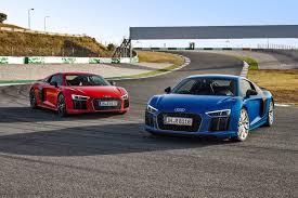Audi R8 Blue - audi of america 2017 audi r8 order guide quattroworld
