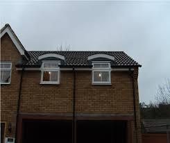 Grp Dormer Snowy Owl Curved Roof Dormers Exallot Ltd Tuke U0026 Bell Ltd