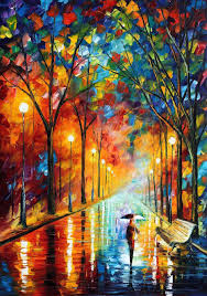 Best Paintings by Title Before The Celebration By Leonid Afremov Size 30