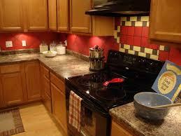 kitchen contemporary contact paper backsplash for kitchen