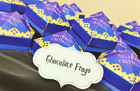 where to buy chocolate frogs harry potter chocolate frogs tutorial and free printables