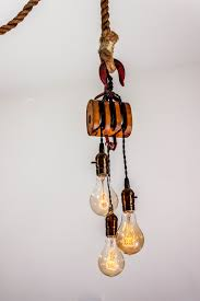Pulley Pendant Light No 072 The Pulley Pendant Light Edison Mccarthy