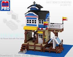 fishing dock pdf lego instructions lego instructions lego and