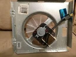broan fan motor assembly vent fan motor assembly 120v 70cfm bathroom exhaust broan nutone 695