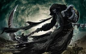 Halloween Reaper Costume Grim Reaper Costume Men Wallpaper