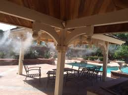 Misters For Patio by Patio Mister Outdoor Misters Phoenix Az Aqua Science