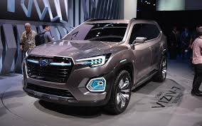 subaru viziv subaru viziv 7 suv concept the size of things to come 3 18