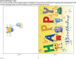 4 best images of free printable disney birthday cards printable