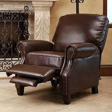 innovative push back recliner with brooke push back recliner