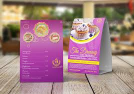 Table Tents Template Table Tent Template