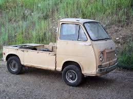 subaru 360 engine rare truck 1969 subaru 360 sambar pickup