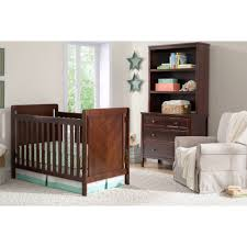 delta convertible crib toddler rail delta children cypress 4 in 1 convertible crib brown chocolate