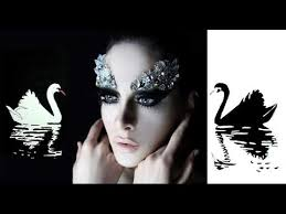 black swan makeup tutorial halloween makeup tutorial youtube