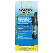 tetra submersible aquarium tank heater 5 15 gallon walmart com