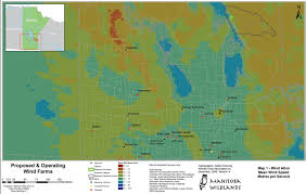 Frost Depth Map Canada by Manitoba Development And Industry