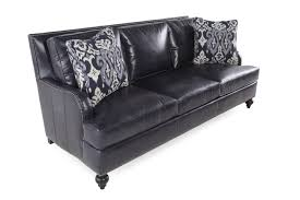 Bernhardt Leather Sofa Price by Bernhardt Beckford Leather Sofa Mathis Brothers Furniture