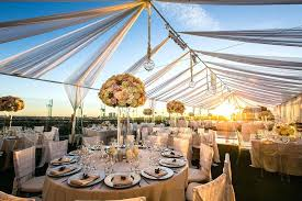 open space wedding decoration amazing outdoor fall wedding ideas