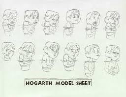 living lines library the iron giant character hogarth hughes