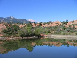 Colorado Springs Trail Map by Red Rock Canyon Manitou Springs Chamber Of Commerce