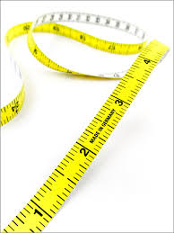 deciphering the marks on a measuring tape sew4home