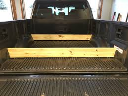 truck bed divider bedding design ideas