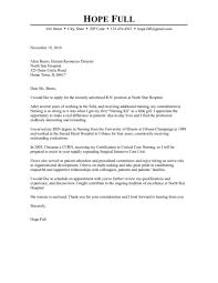 Optician Resume Nurse Cover Letter