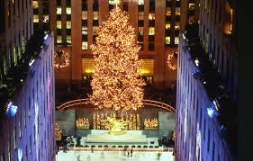 christmas rockefeller christmas tree lighting date center