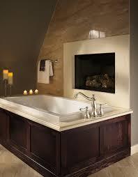 delta t2797 sslhp cassidy 3 hole roman bathtub faucet trim without