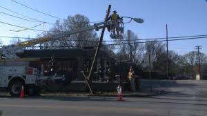 Mlgw Power Outage Map Mlgw Focus Now Shifts To Smaller Outages Across City Wreg Com