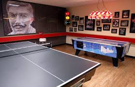 Big Game Room - doppelgangers wittenberg university