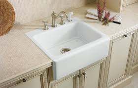 undermount sinks work best with solid surface and stone