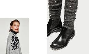zara canada s boots s boots autumn winter 2017 zara canada