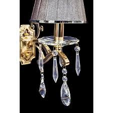 Crystal Wall Sconces Wall Lamp Crystal Wall Sconce Wall Light Isernia