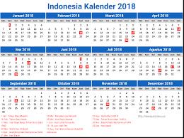 Kalender 2018 Hari Raya Idul Fitri Indonesia Kalender 2018 1 Kelender 2018