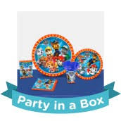 paw patrol party supplies birthdayexpress