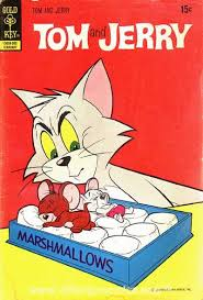 tom jerry 262 issue