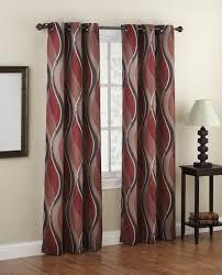 intersect paprika grommet curtain panel curtain u0026 bath outlet
