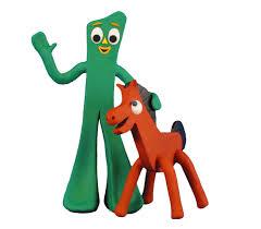 Gumby Halloween Costume Tall Tales 6 U00273